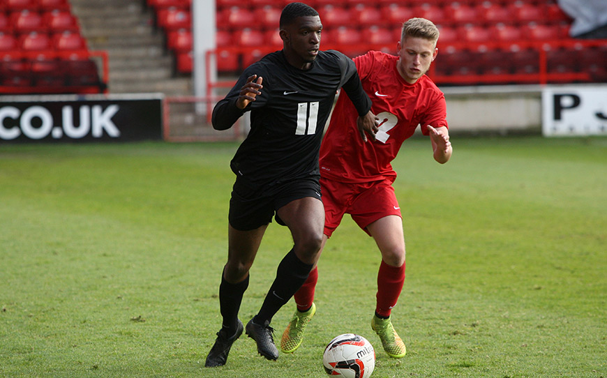 Kenlock Praises Football Support Structure