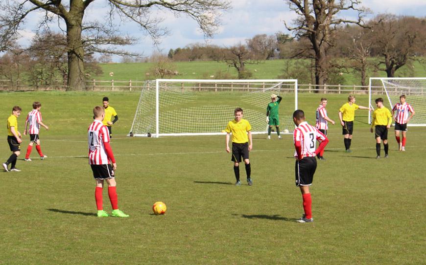 Burton Albion U18s 2-0 Lincoln City U18s