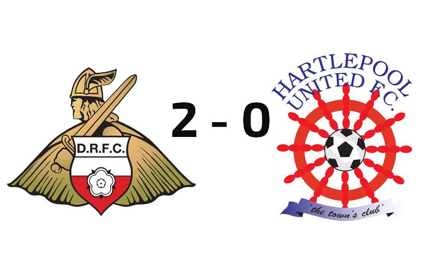 Doncaster Rovers U18s 2-0 Hartlepool United U18s
