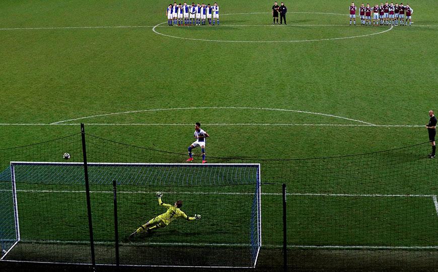 FA Youth Cup: Blackburn Rovers U18s 0-0 Aston Villa U18s (Villa win on penalties)