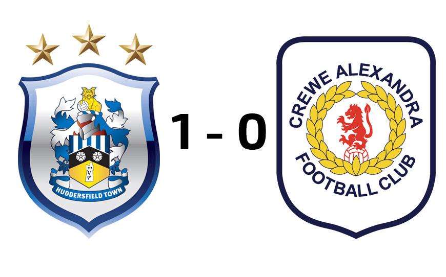 Huddersfield Town U18s 1-0 Crewe Alexandra U18s