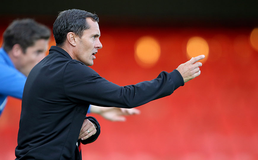 Shrews Boss Lauded For Commitment To Youth