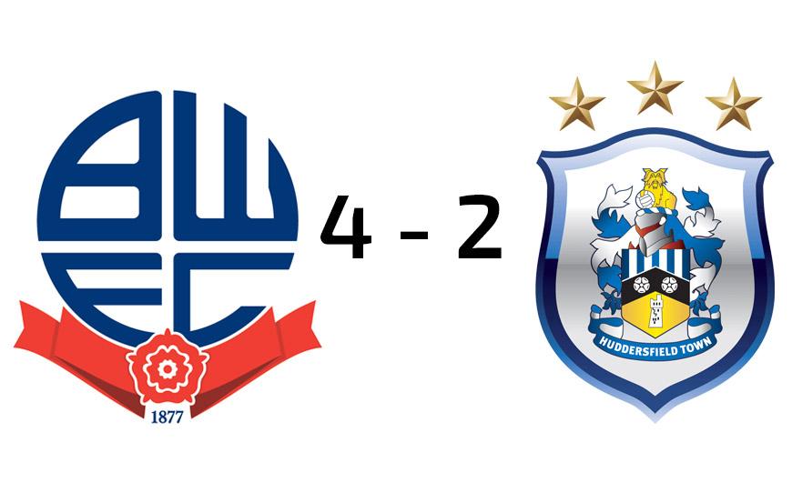 Bolton Wanderers U18s 4-2 Huddersfield Town U18s
