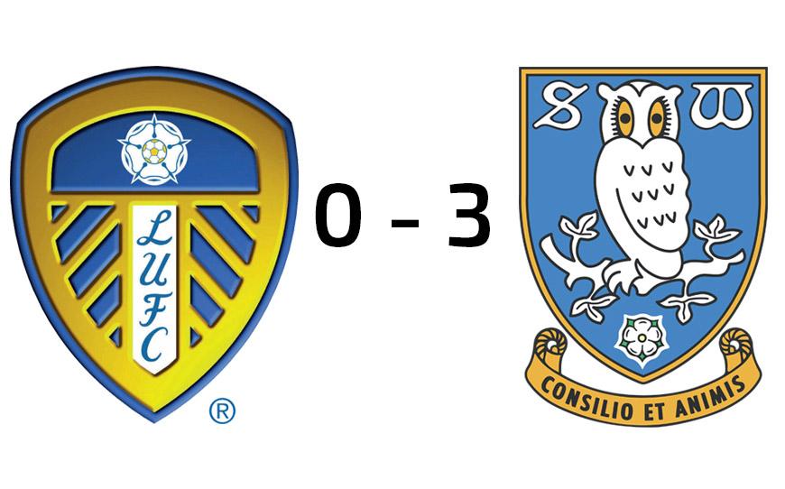 Leeds United U18s 0-3 Sheffield Wednesday U18s
