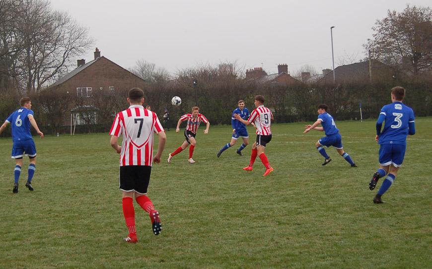 Oldham Athletic U18s 1-2 Lincoln City U18s