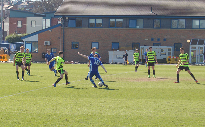 Sheffield Wednesday U18s 6 - 2 Huddersfield Town U18s
