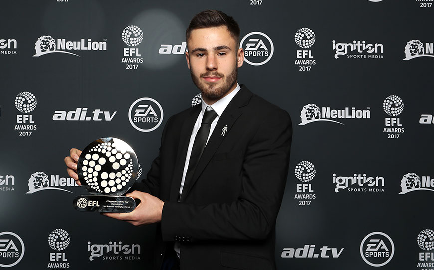 Ben Brereton Crowned LFE Championship Apprentice of the Year