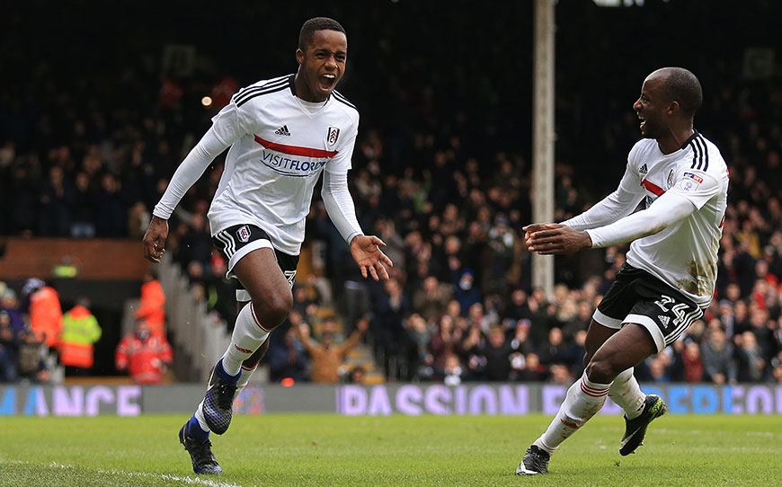 Sessegnon Named In PFA Championship Team Of The Year