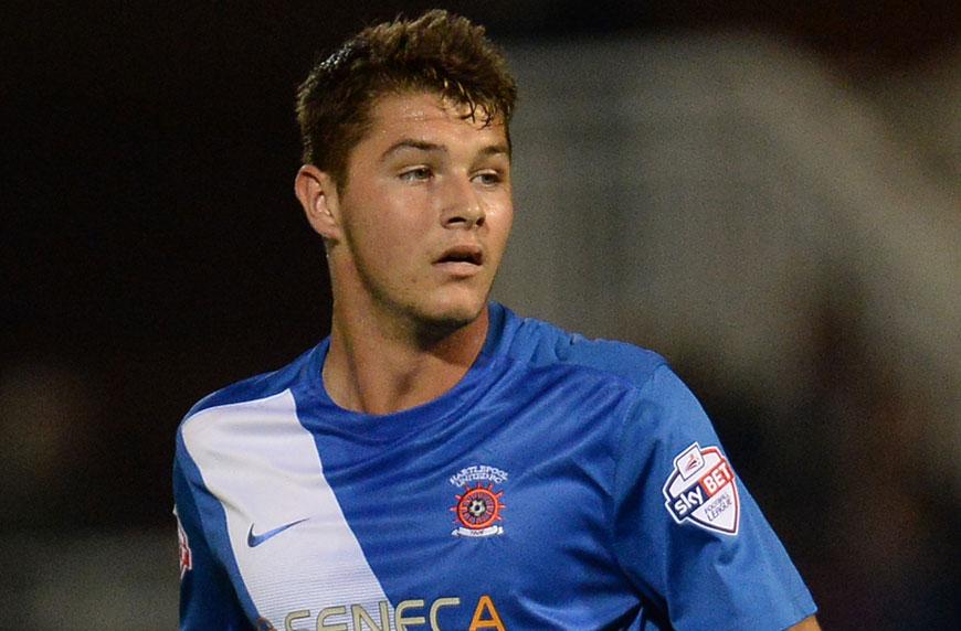 Walker Stays In EFL With Crewe