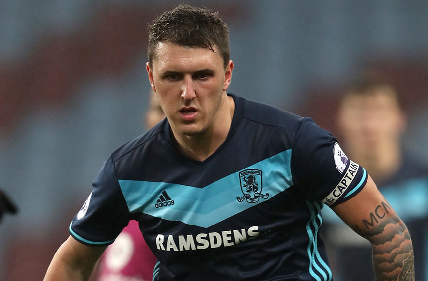 Boro Send Cooke On Loan To Blackpool