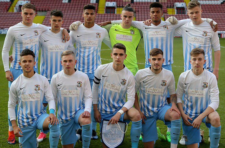 Coventry Extend Stay At Alan Higgs Centre