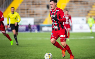 Hopcutt Leading Swedes To Europa League Success