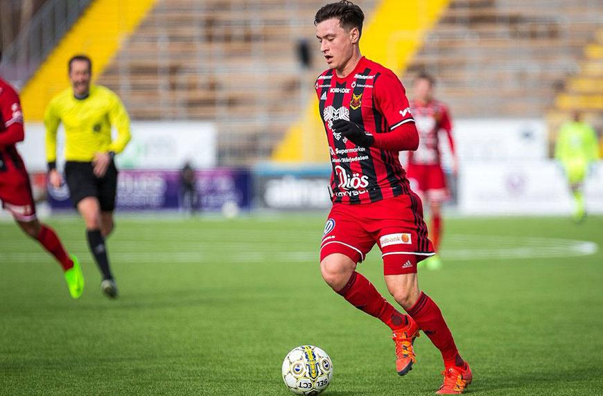 Hopcutt Leading Swedes To Europa League Success