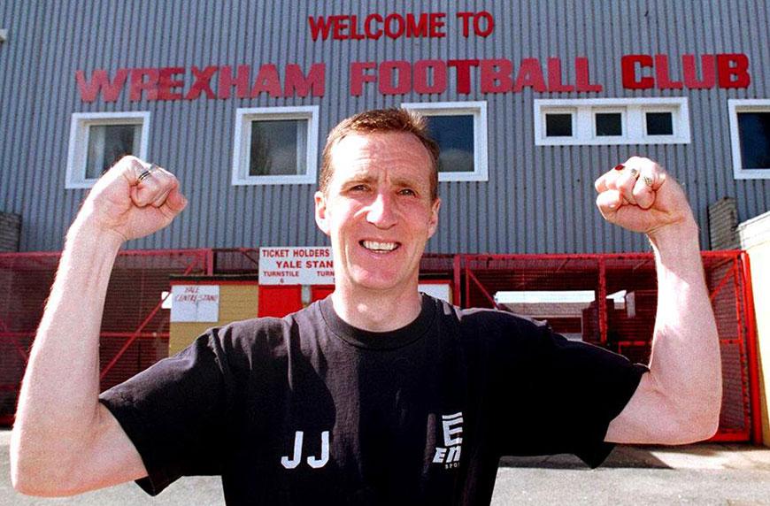 Jones To Aid Wrexham Youth Development