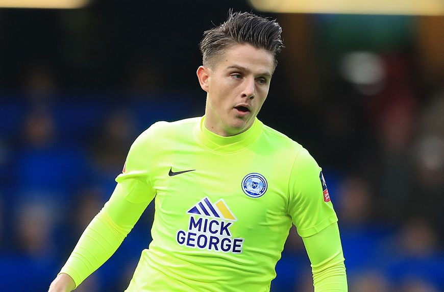 Posh Sell Nichols To Bristol Rovers
