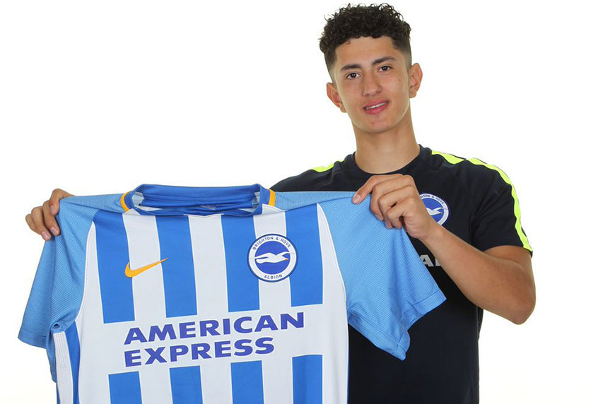 Alzate Joins Premier League Newcomers Brighton