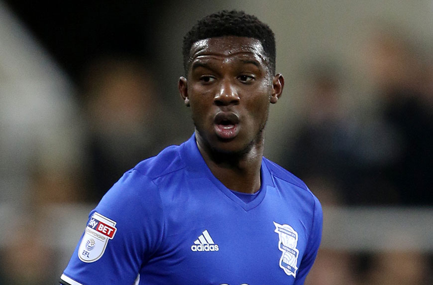 Seasiders Take Solomon-Otabor On Loan