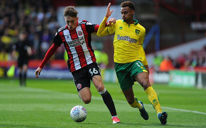 Blades Sign Brooks To Long-Term Deal