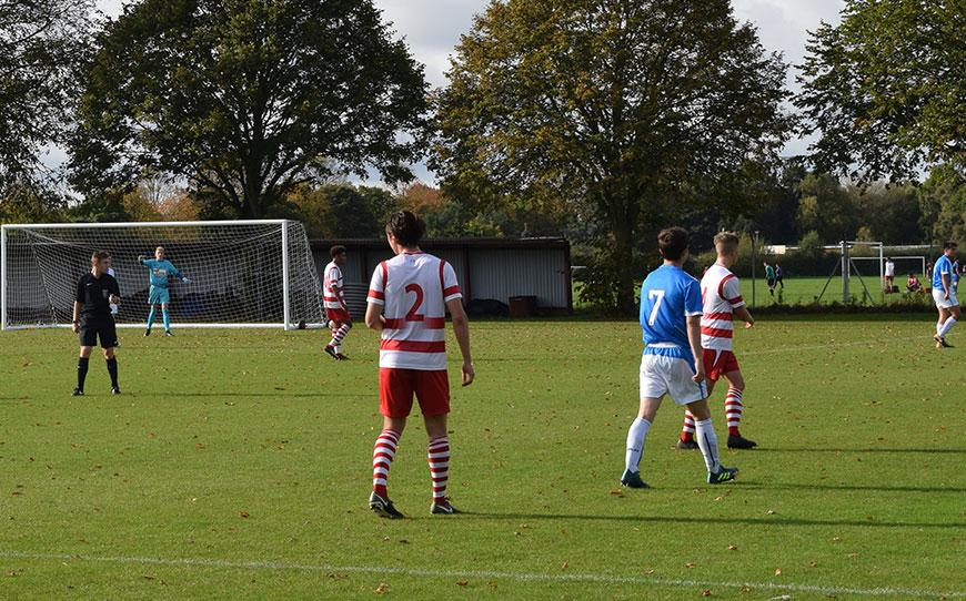 Doncaster Rovers U18s 2 - 1 Hartlepool United U18s