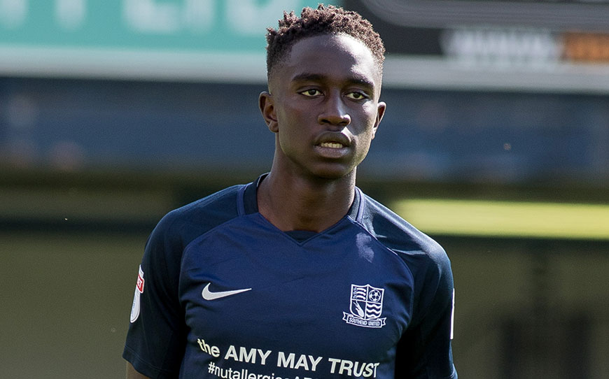 Southend Starlet Bwomono Agrees Professional Terms