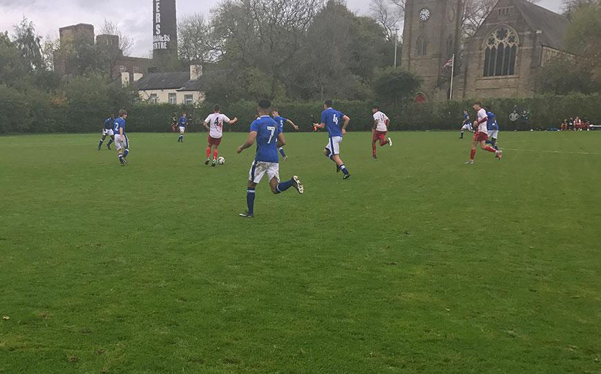 Oldham Athletic U18s 2 - 1 Mansfield Town U18s