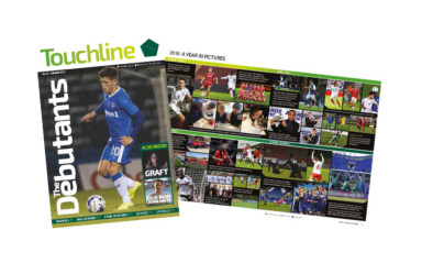 Touchline Issue 31 - Out Now