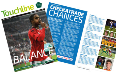 Touchline Issue 34 - Out Now