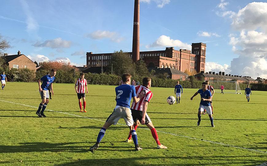 Oldham Athletic U18s 1-0 Lincoln City U18s