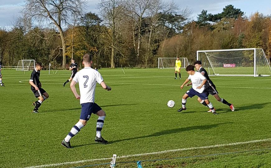 Preston North End U18s 3 - 2 Port Vale U18s