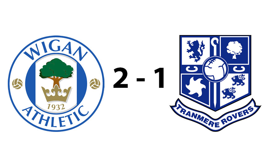 Wigan Athletic U18s 2-1 Tranmere Rovers U18s