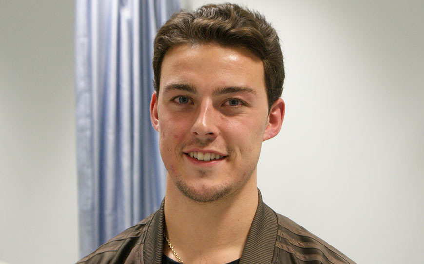 Ex-Wolves Apprentice Studies For Future As A Physio
