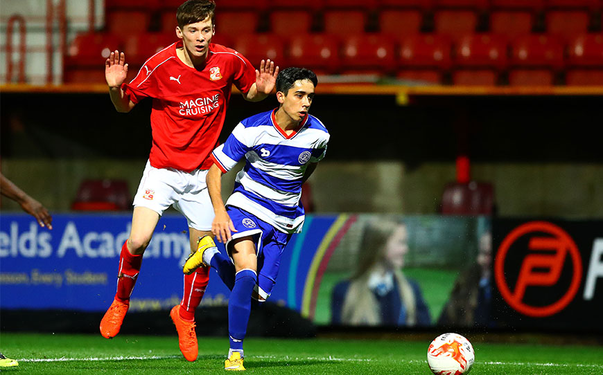 Fixtures: FA Youth Cup Fifth Round 2018