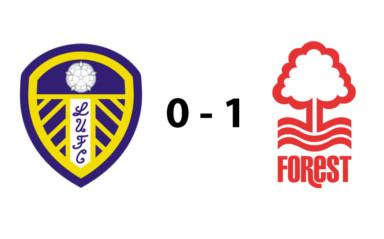Leeds United U18s 0 - 1 Nottingham Forest U18s