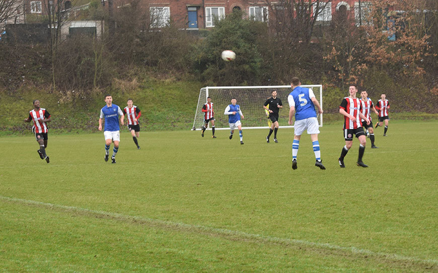 Sheffield United U18s 1 - 3 Sheffield Wednesday U18s
