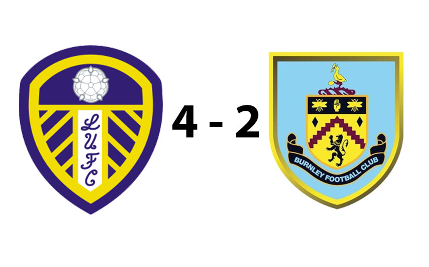 Leeds United U18s 4 - 2 Burnley U18s