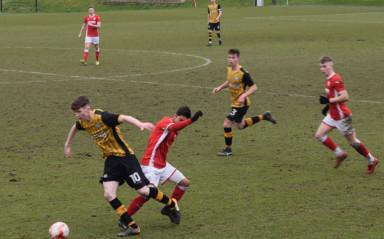 Barnsley U18s 1 - 2 Sheffield Wednesday U18s