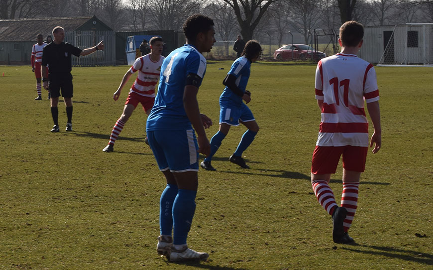 Doncaster Rovers U18s 0 - 0 Notts County U18s