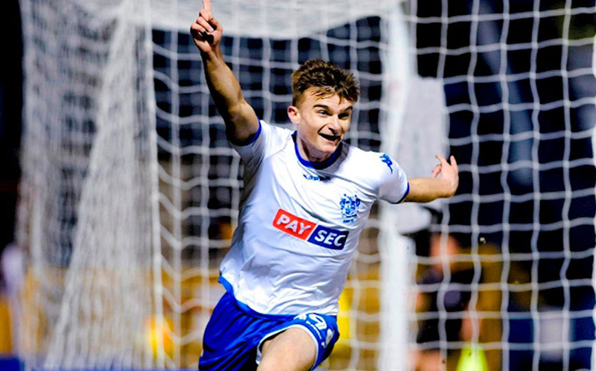 Miller Claims PFA League One Fans' Player of the Month Award
