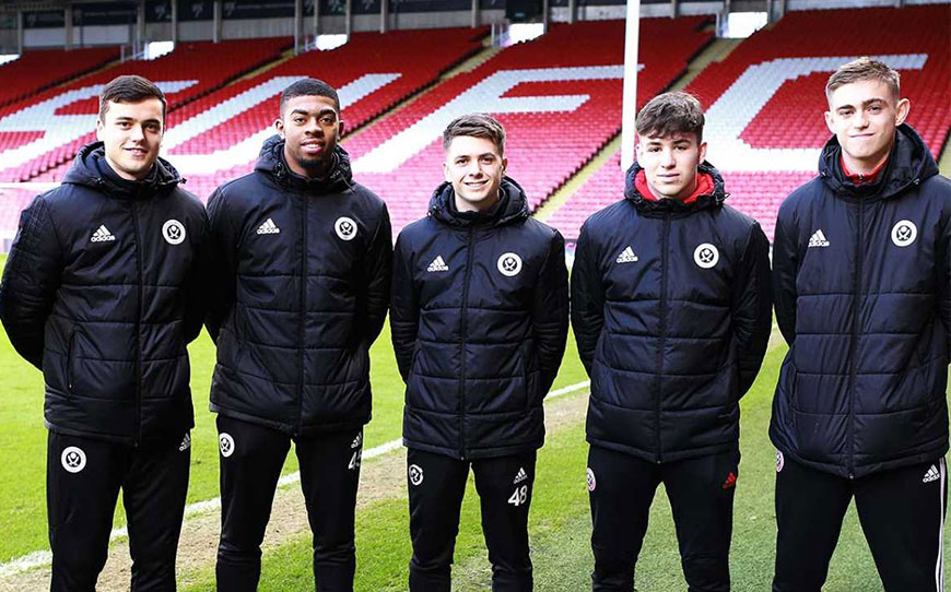 Blades Quintet Agree Pro Contracts