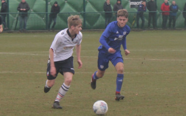 Bolton Wanderers U18s 4 - 1 Cardiff City U18s