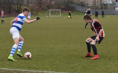 Sheffield United U18s 3 - 3 QPR U18s