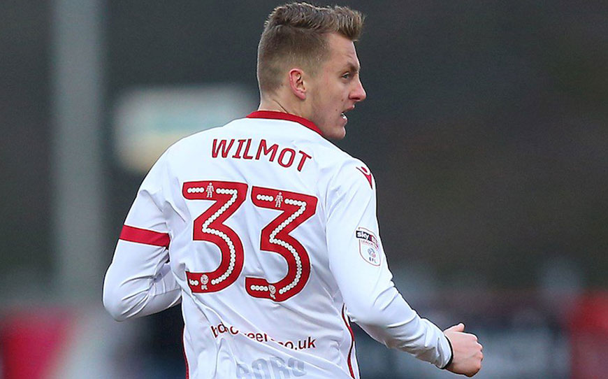 Wilmot Called Up For England Under-19 Duty