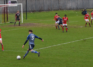 Barnsley U18s 3 - 5 Charlton Athletic U18s