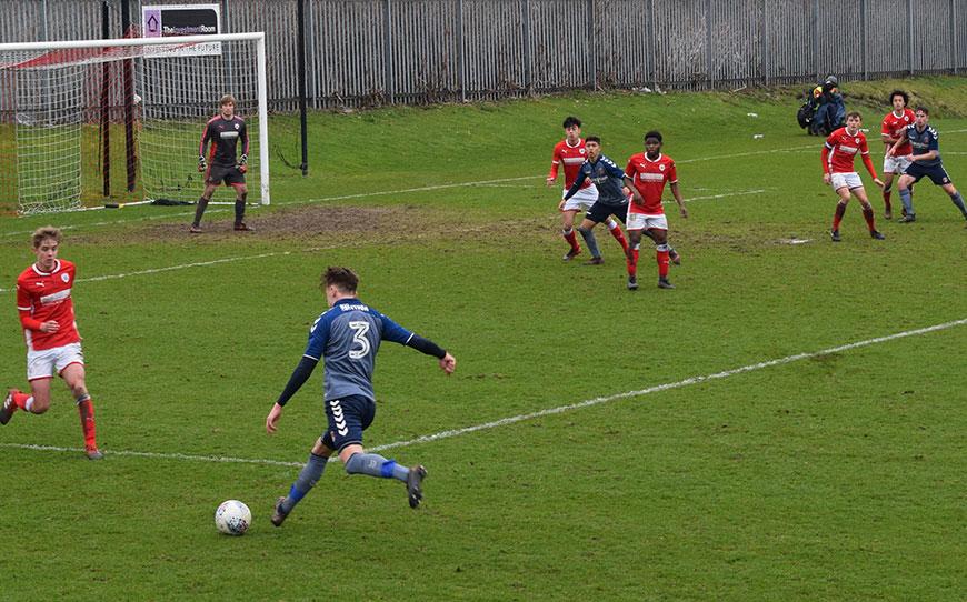 Barnsley U18s 3 - 5 Charlton Athletic U18s