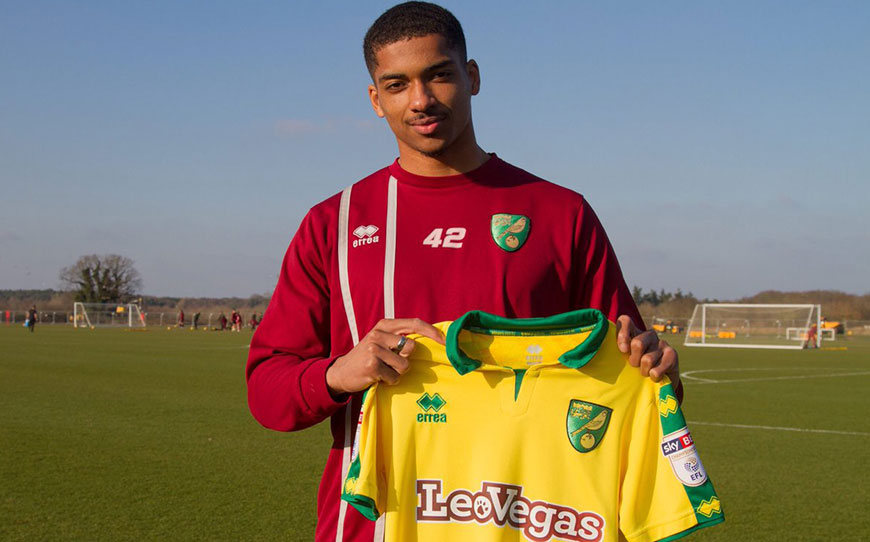 Bloomfield Earns Return To EFL With The Canaries