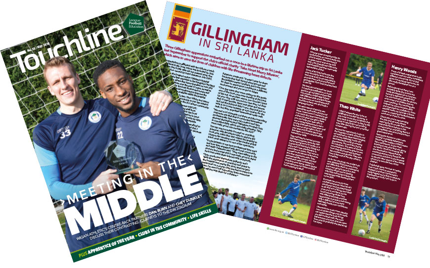 Touchline Issue 35 - Out Now
