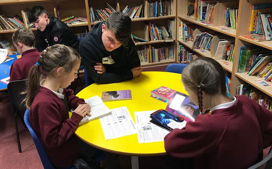 Leeds Apprentices Help Local Primary School Children With Literacy Initiative