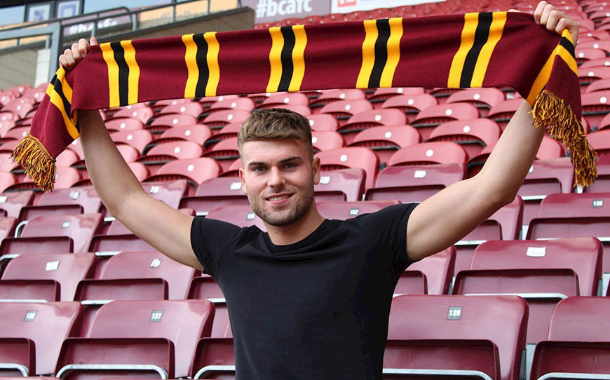 Clare Earns Pro Contract With Bantams