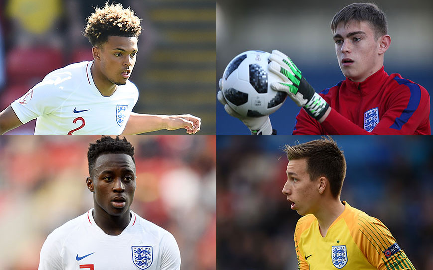 England Under-17s Fall At Semi-Final Stage