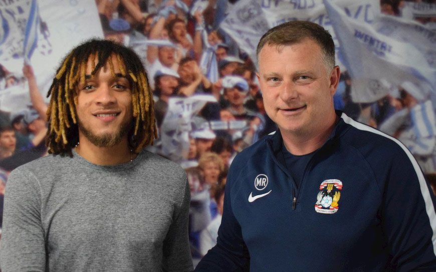 Allassani Earns Rise Up To The EFL With Sky Blues